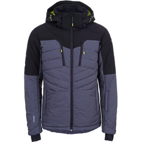 Icepeak Clover Jas Heren, lead grey